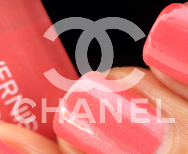 Chanel Starlet Nail Polish