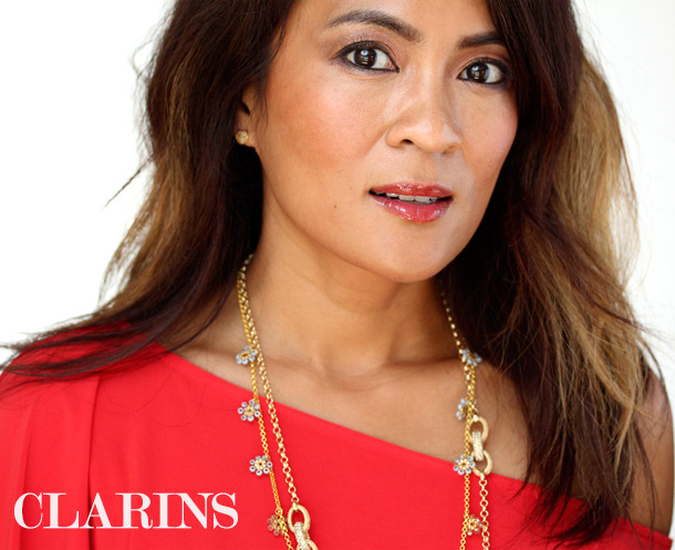 Clarins Instant Smooth Lip Gel Crystal Pink