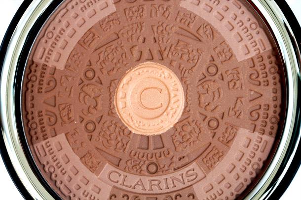Clarins Splendours Summer Bronzing Compact 4