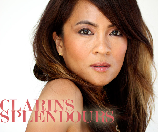 Clarins Splendours Colour Quartet Eye Liner Palette