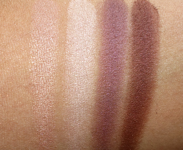 Dolce Gabbana Contrasts Quad Swatches