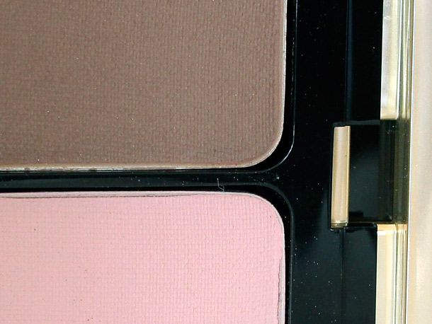 Kevyn Aucoin Pink Shell Deep Taupe Eye Shadow Duo