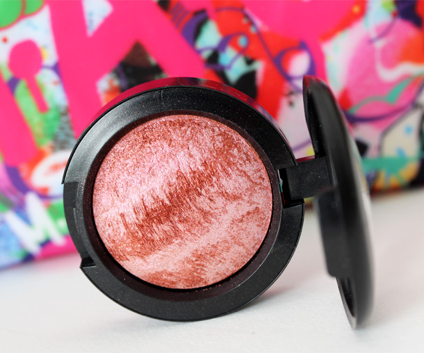 MAC Caribbean Mineralize Eye Shadow