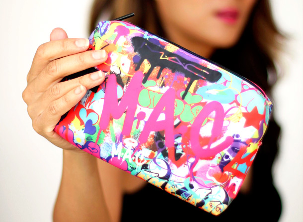 MAC Illustrated Bag by Indie 184