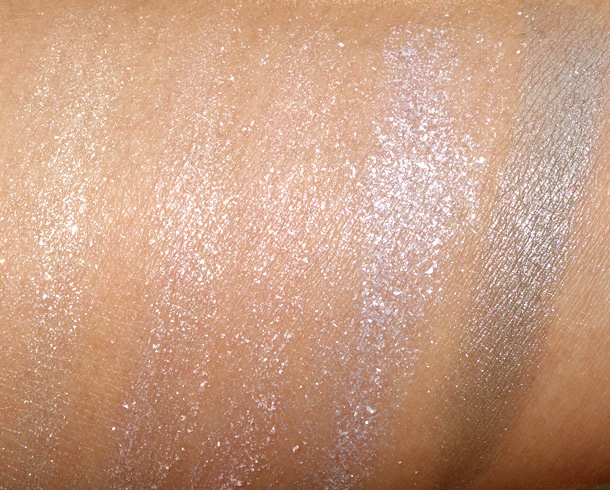 MAC Pastelluxe Swatch