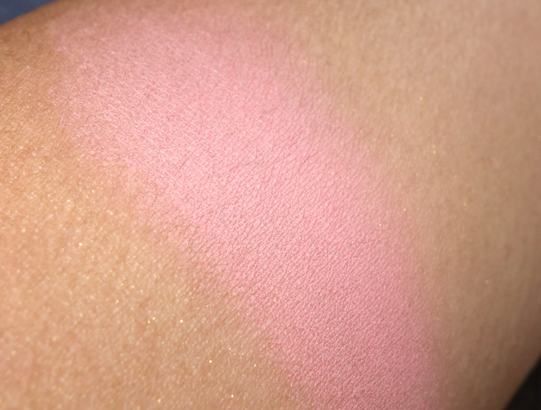 MAC Royal Sunset Blush Swatch