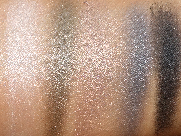 MAC Smokeluxe Swatch