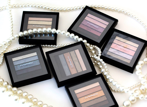 MAC Veluxe Pearlfusion Shadows