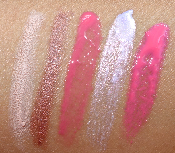 Paul Joe Beach Baby Swatches