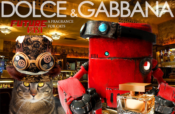 Tabs for the Dolce & Gabbana Future Past Feline Fragrance