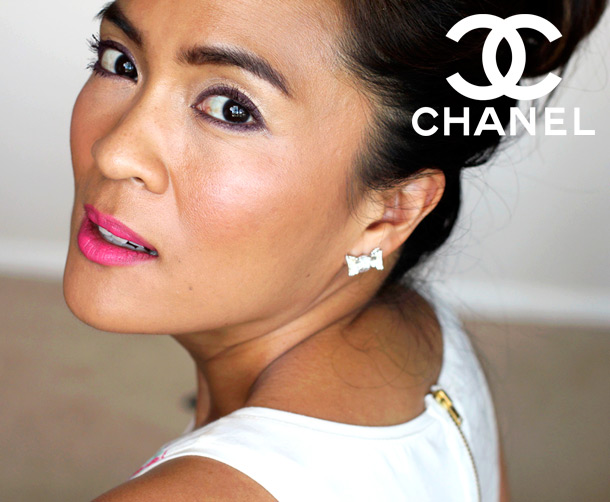 Chanel Les Delices De Chanel Collection Stylo Yeux Waterproof in Purple Berry