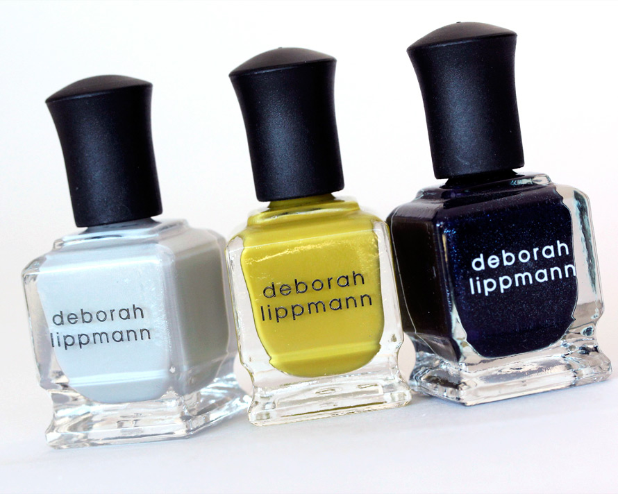 Deborah Lippmann Punk Rock Collection in Pretty Vacant, I Wanna Be Sedated and I Fought the Law