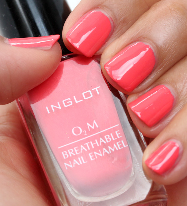 Inglot 684 Swatch