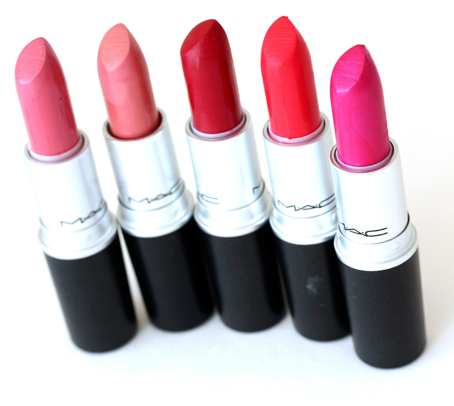 MAC By Request 2013 Lipsticks
