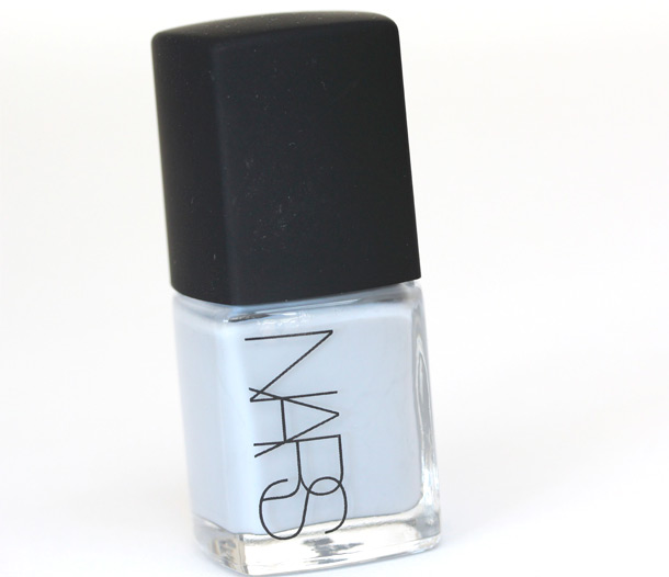 NARS Galathee Nail Polis, a dove gray ($19, limited edition)