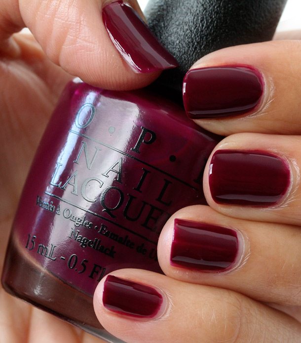 OPI In the Cable Car-pool Lane