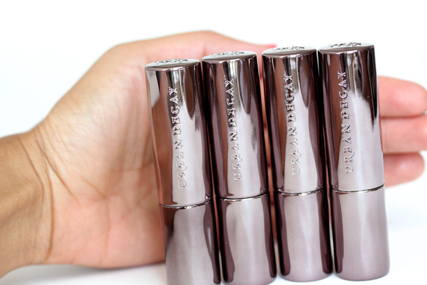 Urban Decay Revolution Lipstick Packaging