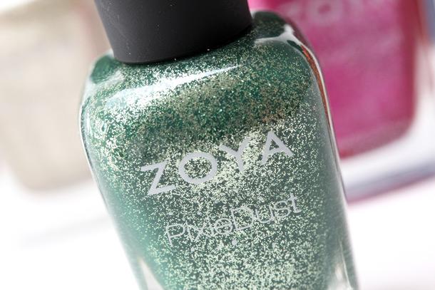 Zoya Chita PixieDust Nail Polish