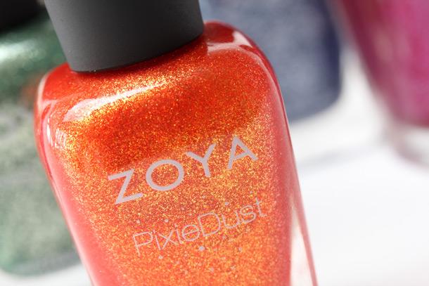 Zoya Dhara PixieDust Nail Polish