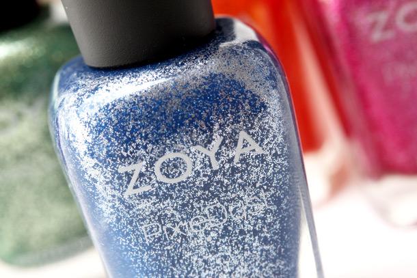 Zoya Sunshine PixieDust Nail Polish