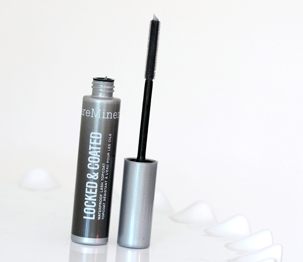 bareMinerals Locked & Coated Waterproof Lash Top Coat, $12