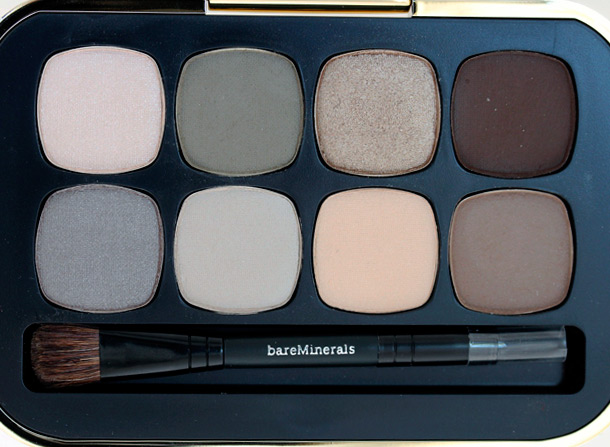 bareMinerals The Power Neutrals Ready Eyeshadow 8.0, $40