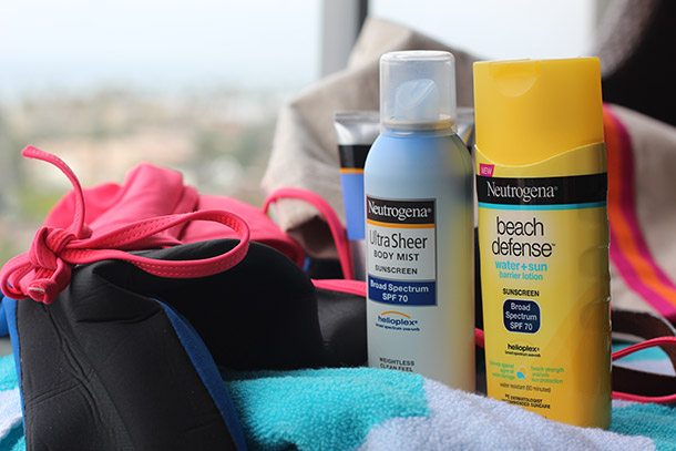 What's in my beach bag today!