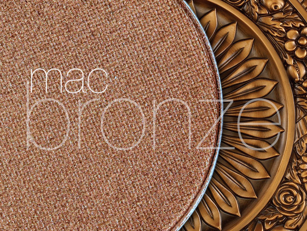 MAC Bronze Eye Shadow
