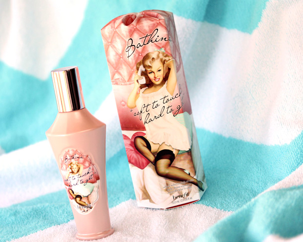 Benefit Bathina Soft to Touch Hard to Get 2