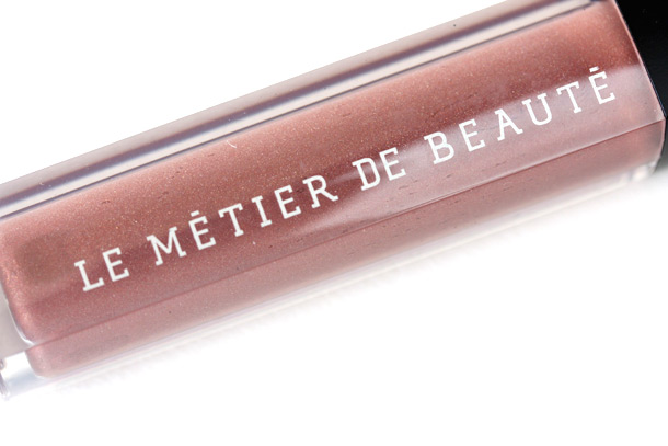 Le Metier de Beaute Lip Creme Lip Gloss in Cafe Creme