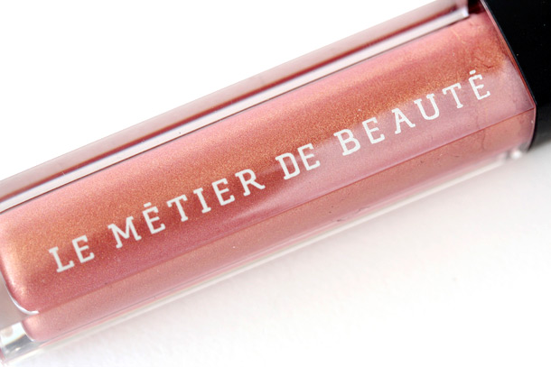 Le Metier de Beaute Lip Creme Lip Gloss in Papaya Creme