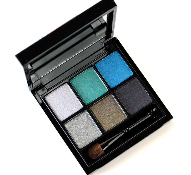 MAC Antonio Lopez 6 Eyes/Teal Palette