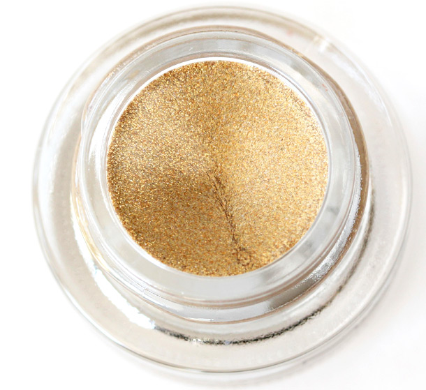 MAC Gilt Gourmet Fluidline, a sparkling brushed gold