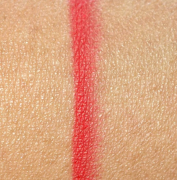 MAC High Energy Pro Longwear Lip Pencil Swatch