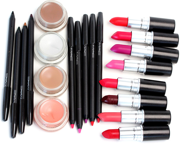 The New MAC Pro Longwear and Retro Matte collections