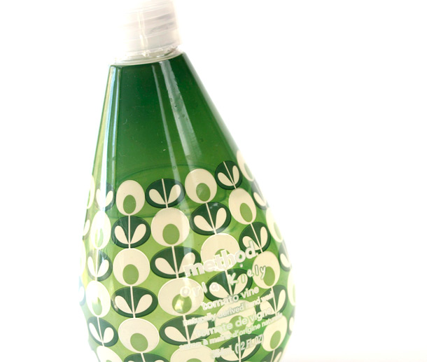 Method Gel Hand Wash Orla Kiely Spring limited Edition in Tomato Vine