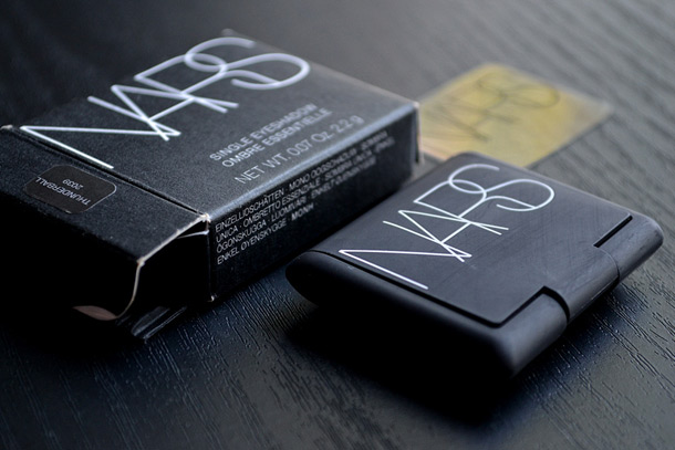 Unsung Makeup Heroes Nars Matte Eyeshadow In Thunderball