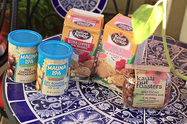 Hawaii snacks