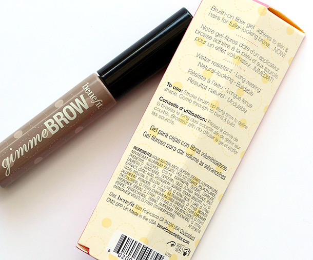 Benefit Gimme Brow in Light/Medium