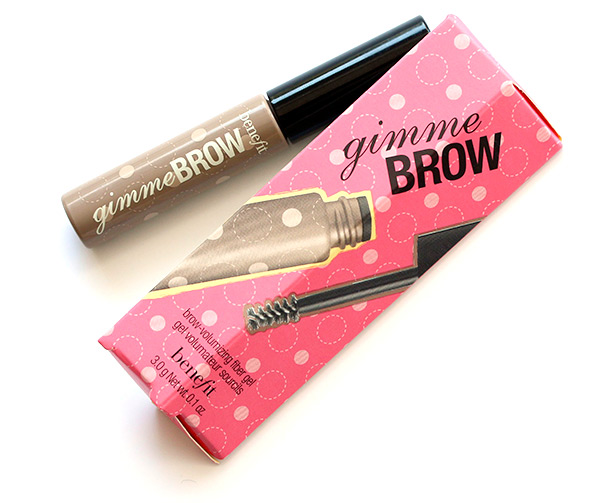 Benefit Gimme Brow Photo: www.makeupandbeautyblog.com