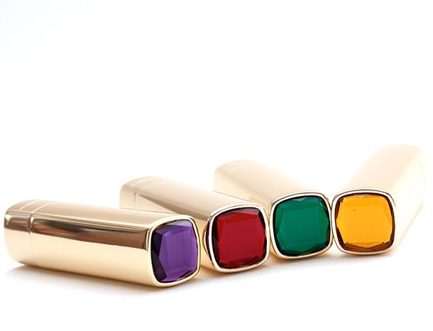 Dolce Gabbana Sicilian Jewels Collection Lipstick Caps
