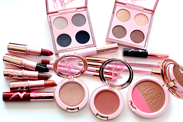 The Rihanna Hearts MAC Collection