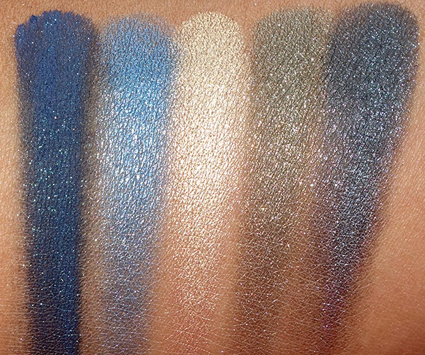 Urban Decay Vice 2 swatches 1