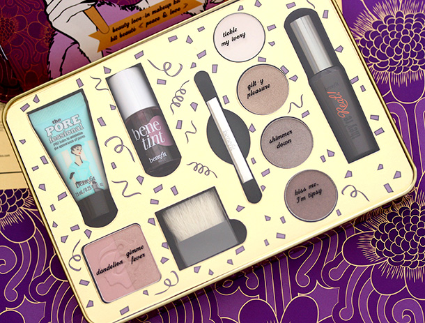 Benefit groovy kind of love review  voguepiggy