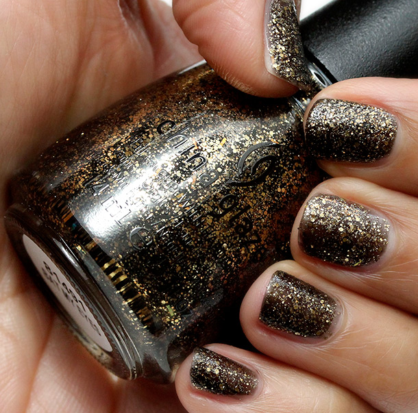 China Glaze Monsters Ball Bat My Eyes