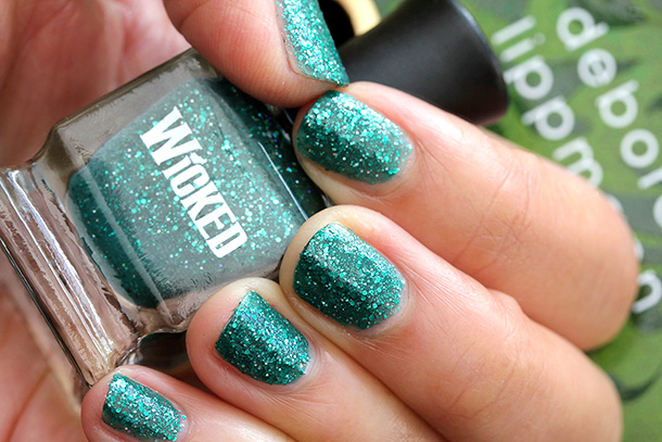 Deborah Lippmann Wicked Collection: One Short Day