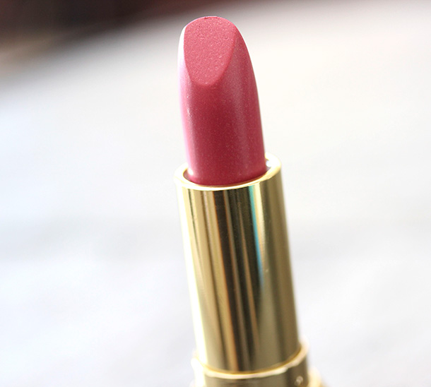 Dior Diorific Lipstick in Royale from the new Golden Winter Collection