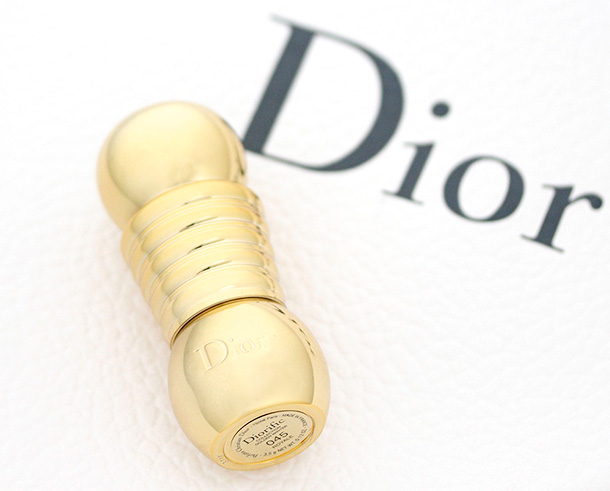Dior Royale Lipstick Golden Winter Collection