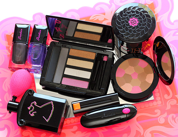 Guerlain Crazy Paris Collection
