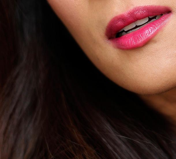 Jordana Twist & Shine Moisturizing Balm Stain Cranberry Crush